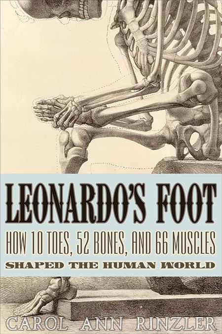 Leonardo's Foot 1