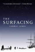 THE SURFACING by Cormac James 9781934137925