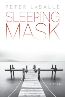SLEEPING MASK by Peter LaSalle 9781942658184