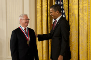 vilcekreceivesmedalwhitehouse-ryan_k-_morrisnational_science__technology_medals_foundation